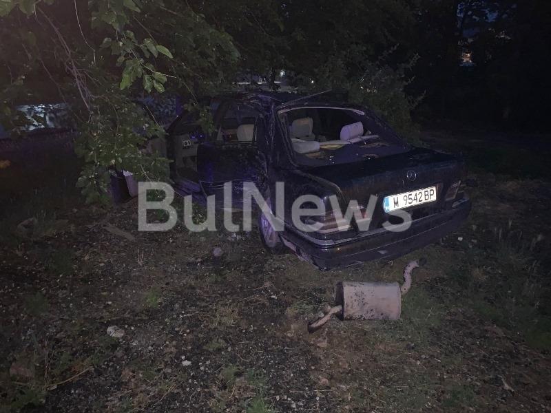 """От полицията във Враца съобщиха подробности за катастрофата с """"Мерцедес"""""""