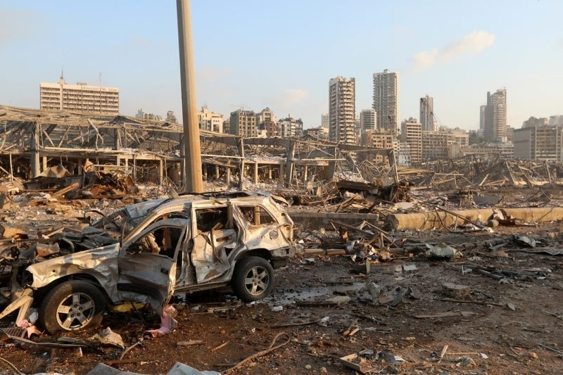 Семействата на жертвите на експлозиите в Бейрут призоваха днес за