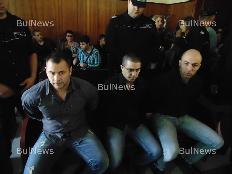 ВКС определи окончателните присъди на Цофъра, Акулата и Скинара за убийството на Ники