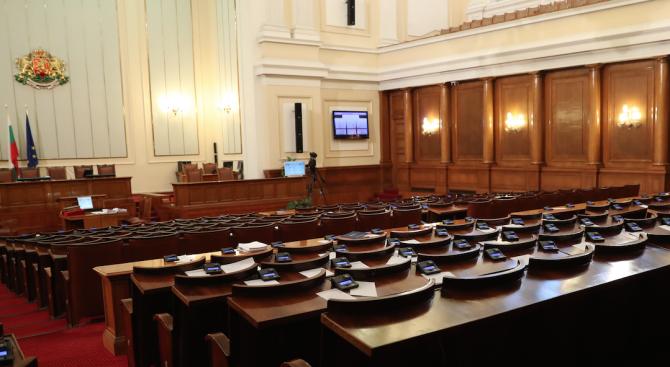 """""""БСП внася вота на недоверие към правителството в сряда"""", съобщи"""