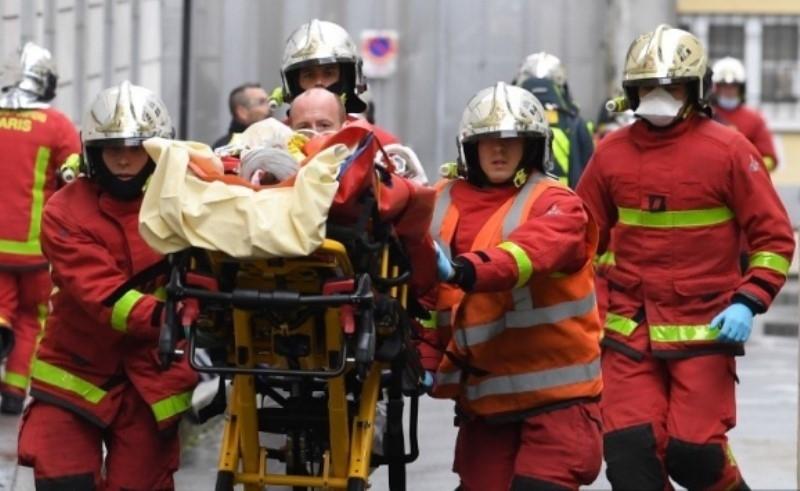 Четирима пострадаха при нападение в Париж, двама са с опасност за живота /снимка/