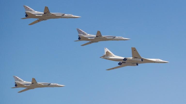 Снимка: Русия прати ядрени бомбардировачи до Аляска