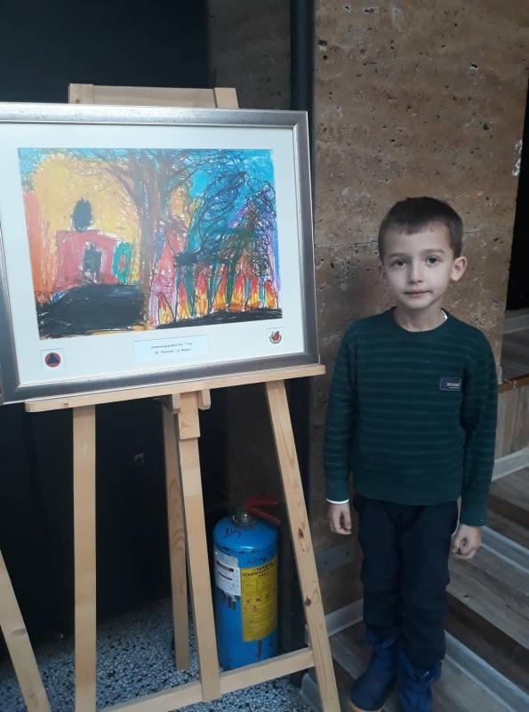 29 деца от област Видин участваха със свои рисунки в