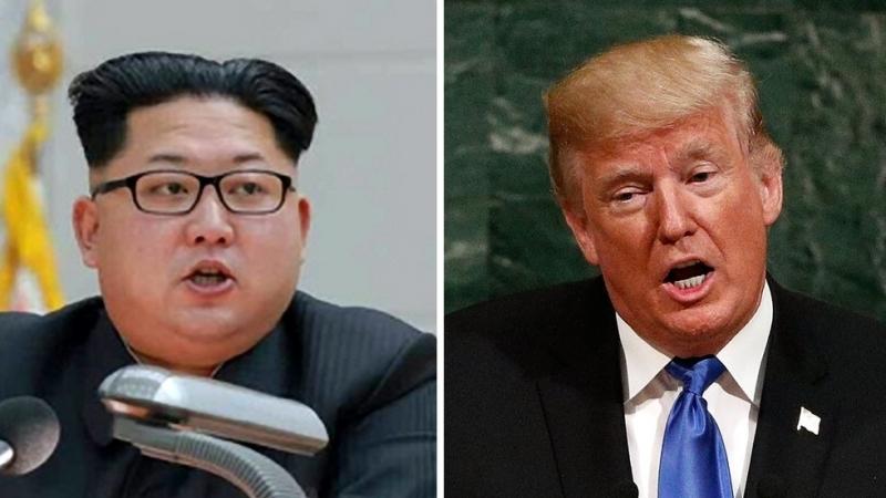Американският президентДоналд Тръмп нарече лидерът на Северна Корея Ким Чен