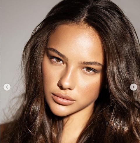 Руският модел и инфлуенсърка Катерина Сафарова, спряганата за едно от