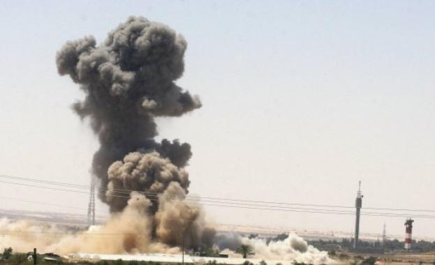 Най-малко 30 цивилни са били убити и 40 ранени, при