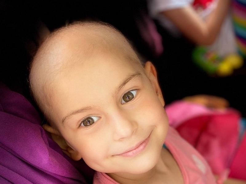 Сияна от Враца е само на 4 години, но животът