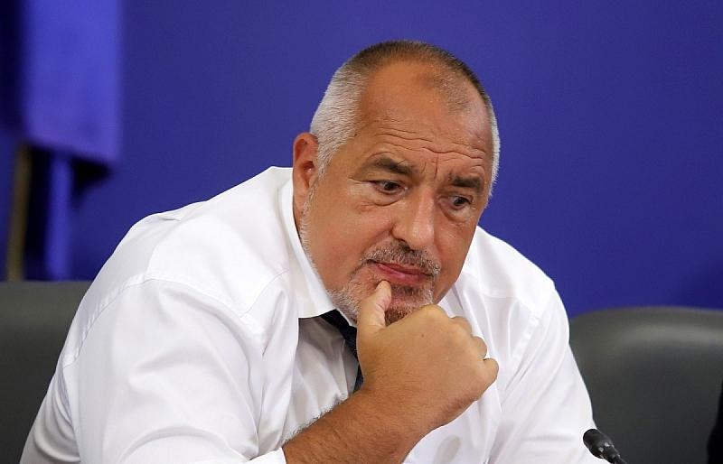 Къде е Бойко Борисов? Май вече Валери Симеонов и МВР командват държавата