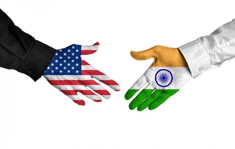 Индия и САЩ днес подписаха ключово военно споразумение и се