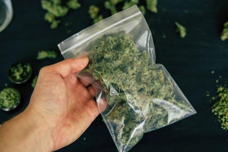 Полицаи намериха и иззеха марихуана в БМВ 318 край Згориград,