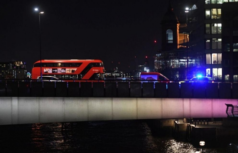 """Тялото на терориста от """"Лондон бридж"""" Усман Хан бе изпратено"""