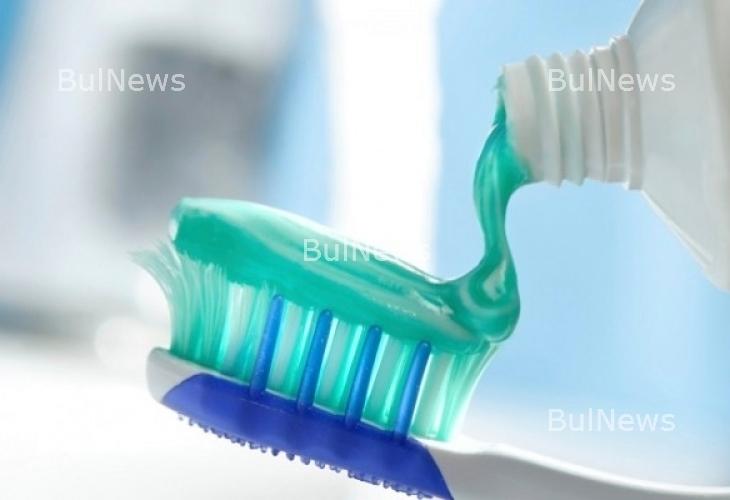 8 отрови в пастата за зъби