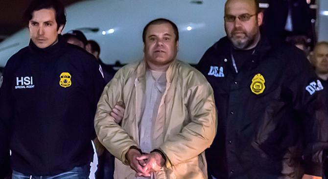 В Ню Йорк започна дългоочакваният процес срещу Хоакин Гусман, известен