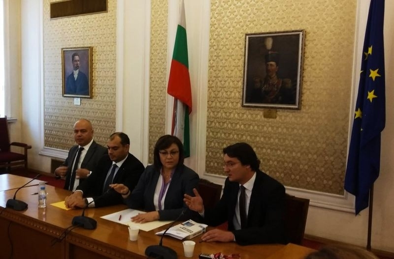 """БСП, ДПС, ВМРО и """"Воля"""" се събраха на работна среща,"""