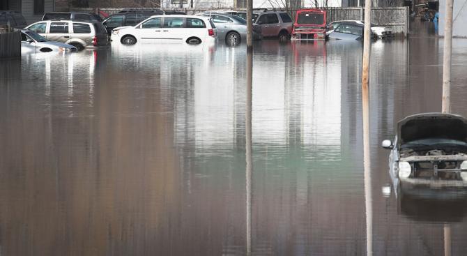 Най-малко седем души загинаха при наводнение в окръг Трабзон, Северна