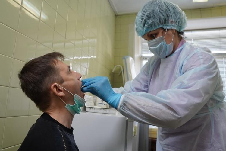 Продължава тестването за наличието на коронавирусна инфекция на територията на
