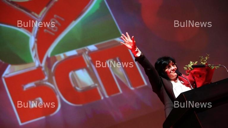 БСП втвърдява тона към управляващите, обяви новият лидер Нинова