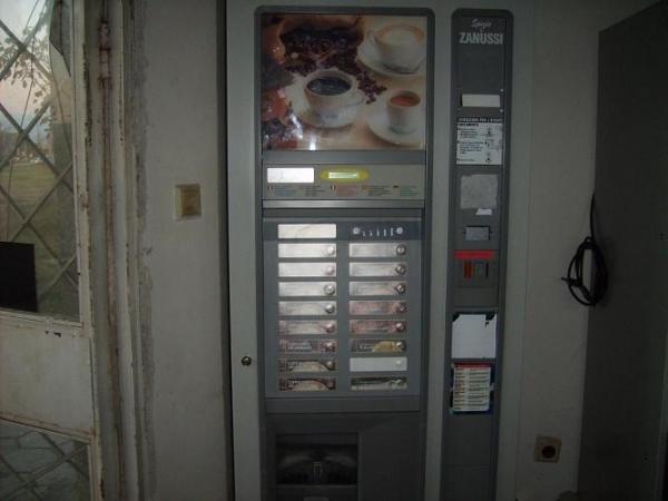 Спипаха вандал, потрошил двa кафе aвтомата в Козлодуй. Вчера, малко
