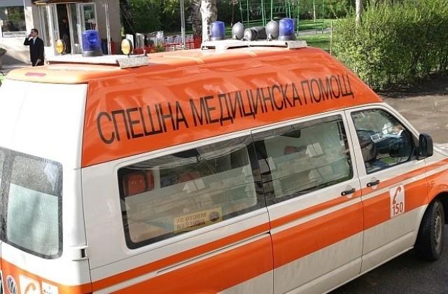 17-годишно момче пострада късно снощи в Пловдив. То се опитвало