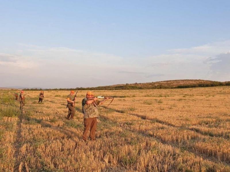 """""""Успешен лов и отговорно отношение към природата във връзка с"""