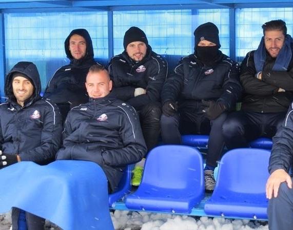 """""""Монтана"""" ще се раздели с двама футболисти. Нападателят Димитър Георгиев"""