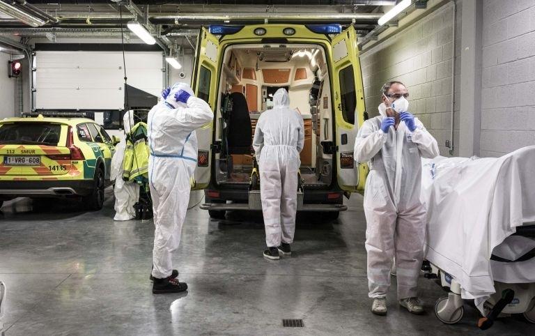 Броят на смъртни случаи от коронавирус в Полша достигна нов