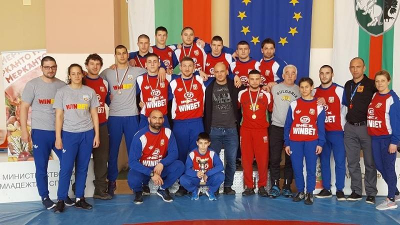 Спортист №1 на Враца Йоан Димитров доказа класата си в