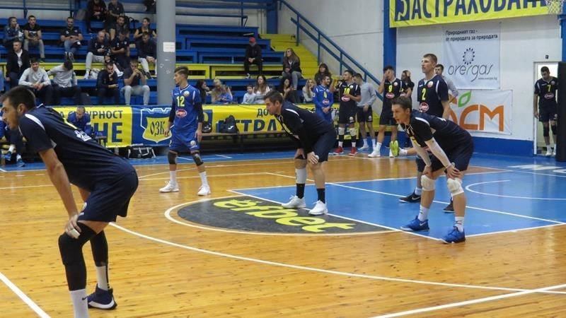 """Отборът на """"Монтана"""" победи с 3:1 новака в Суперлигата """"Дунав"""""""