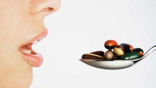 Всяко лекарство и хранителна добавка трябва да се приемат по