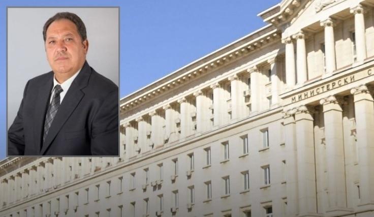 Снимка: И заместник - управителят на София – област с оставка заради имоти