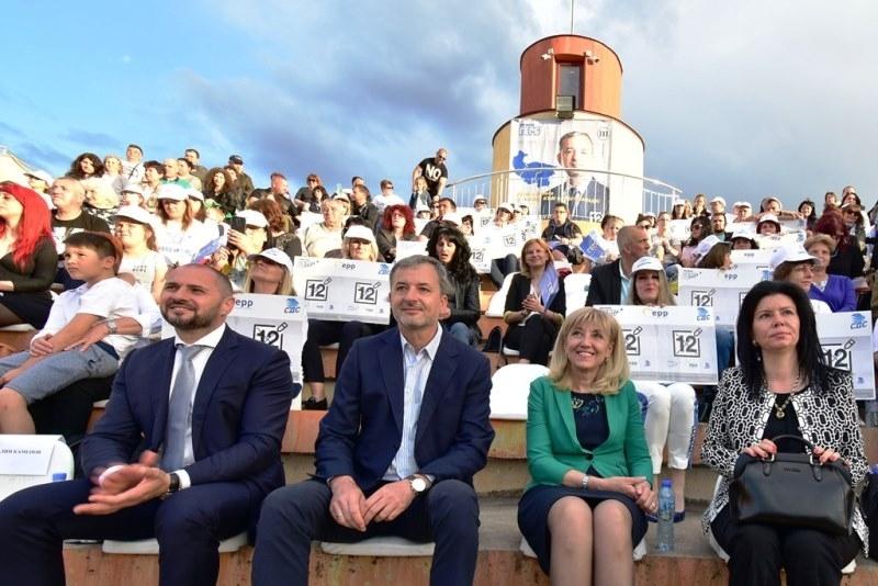 """""""Многократно отправихме нашите послания към гражданите на област Враца и"""