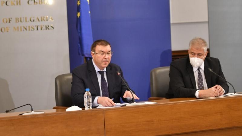 Министерският съвет прие Националния план за готовност при пандемия. Той