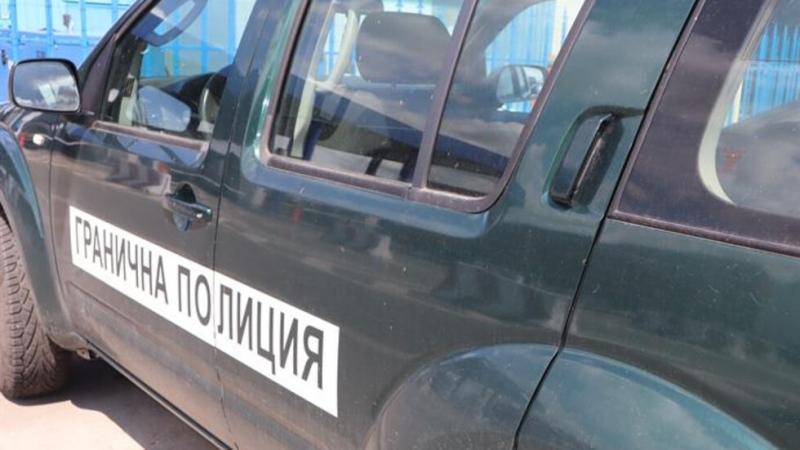 Гранични полицаи задържаха 21 чужди граждани, мъже, сред които 4-ма