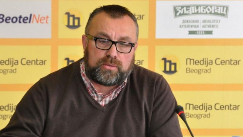 Сръбски журналист, който твърди, че има информация за убийството на