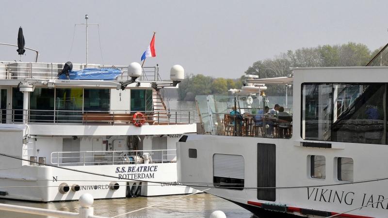 Река Дунав достигна критично ниски нива по цялото си поречие