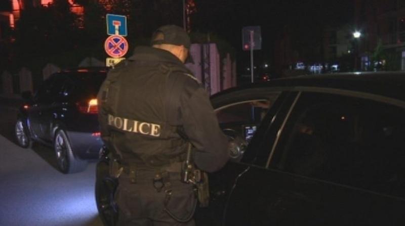 Служители на реда са хванали пиян шофьор от монтанското село