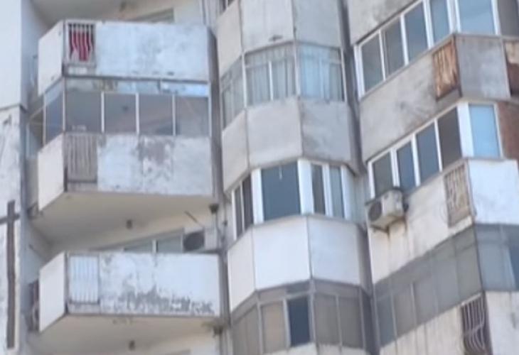 Русенец сложи край на живота си, като скочи от 14-етаж
