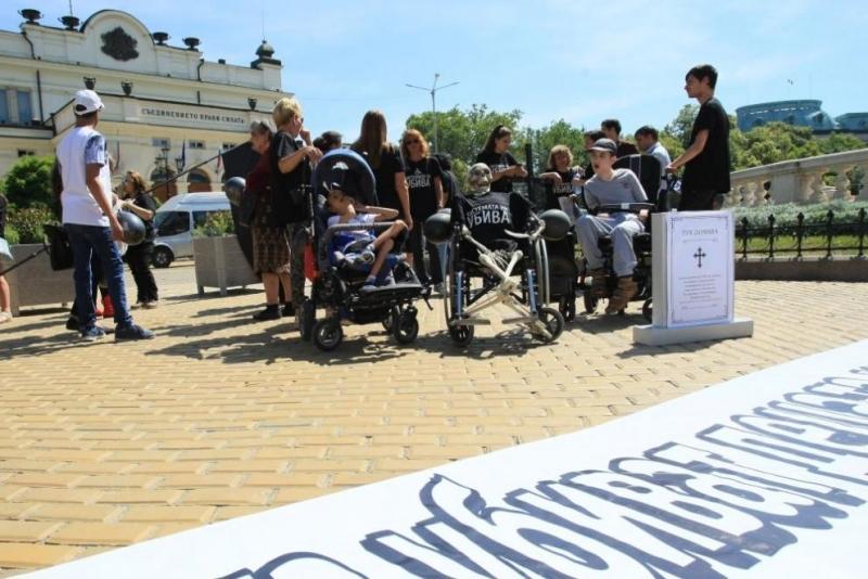 Майките на деца с увреждания поискаха от премиера Бойко Борисов