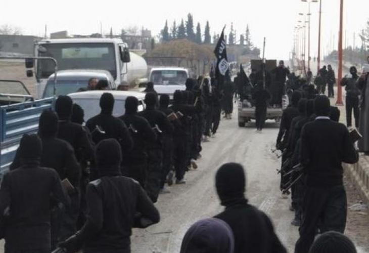 """Групировката """"Ислямска държава"""" вече е победена в Сирия. Последната, решаваща"""