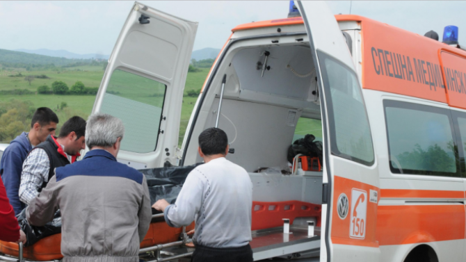 52-годишен работник пострада при трудова злополука на изхода на Исперих