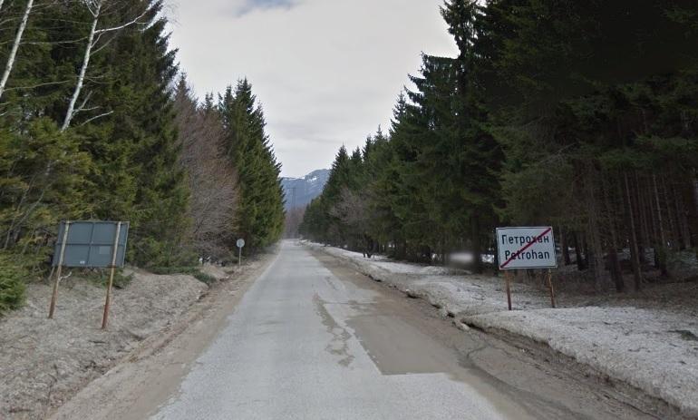 """Участъкът между прохода """"Петрохан"""" и софийското село Гинци е един"""