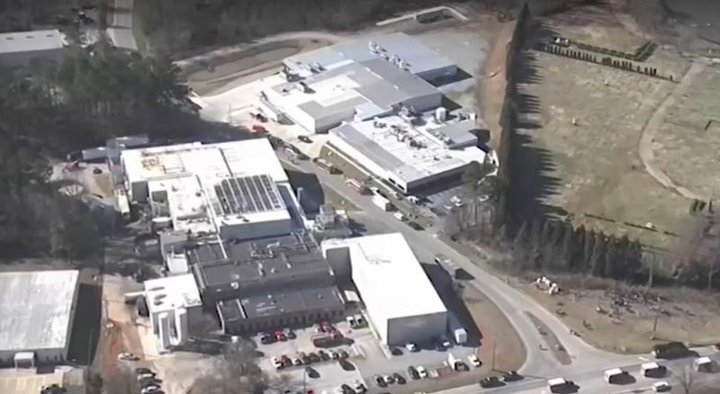 Шестима души са загинали при авария в химически завод край