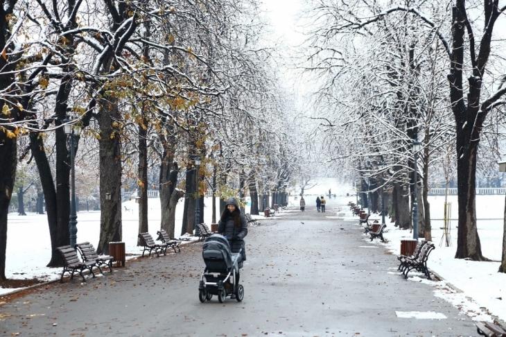 Днес над Западна България валежите ще спрат и облачността ще