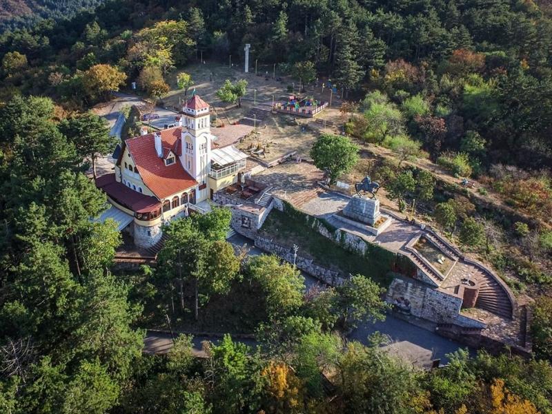 """Днес едно от емблематичните места във Враца - комплекс """"Вестителя"""","""