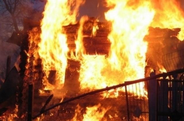 В македонския град Велес в сряда следобед е избухнал пожар,