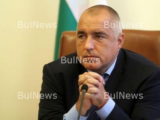 Бойко Борисов събира извънредно ГЕРБ заради Изборния кодекс