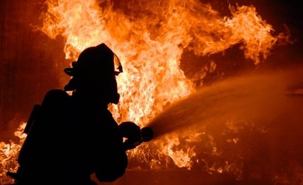 Домакински уреди изгоряха при пожар в Монтанско, предадоха от пресцентъра