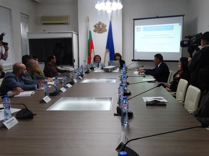 Работна среща с кметовете на общини и териториалните структури на