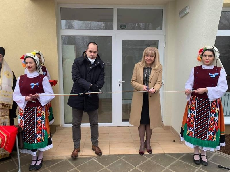 Една година след символичната първа копка, Враца вече разполага с