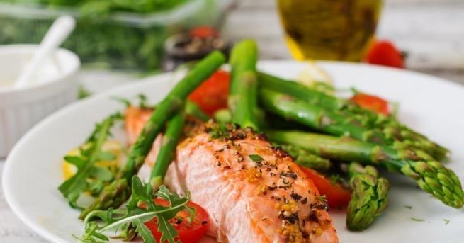Много са причините рибата да заеме важно място в хранителния